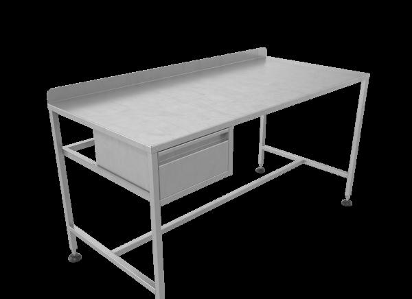 Стол с выдвижным ящиком